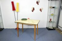 Vintage 50's table - high