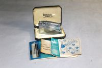 Lighter 50's, Ronson Varioflame in it's original box with papers