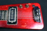 Lap steel guitar Framus, 60's, in original box
